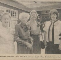 Image of 2004.00053.004 - Millwood Post Office-Opening, 1985