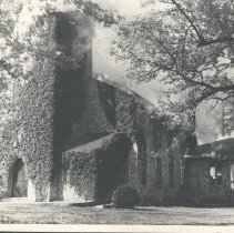 Image of 2005.00023.063.A - Christ Church, Millwood-Fire, 1947