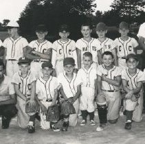 Image of 2005.00023.245 - Unknown Little League Baseball Team