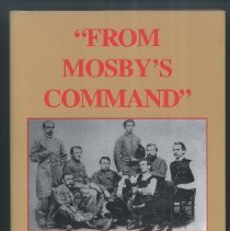 Image of 973.7445 43rd Cav - From Mosby's Command: Newspaper Letters & Articles