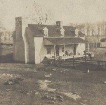 Image of 2007.00051.035.A-B - Milton Valley-Cottage-pre restoration