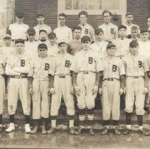 Image of 2008.00043.037 - Berryville High School-Baseball Team, 1939