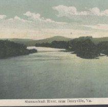 Image of 2008.00043.146 - Shenandoah River-postcard, 1911
