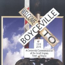 Image of Welcome To Boyceville, 1910-2010