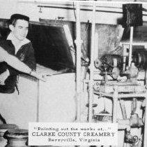 Image of 1998.00472.240 - Clarke County Creamery, 1957