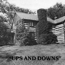 Image of 1985.00143.198.H - Ups & Downs/Fox Lair-Real Estate Brochure, c 1980