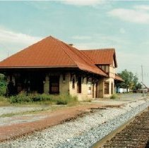 Image of 2012.00033.001 - Berryville Train Station