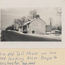 Image of 1991.00258.018.A-12 - Tollgate-West of Boyce, 1948