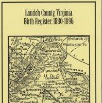 Image of 929.36 Loud - Loudoun County, Virginia, Birth Register, 1880-1896