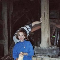 Image of 2004.00001.149 - Trumbower, Sally-At Mill, c1990
