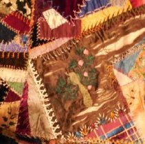 Image of Glover Quilt-closeup