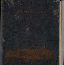 Image of Berryville High School-Yearbook-The Spotlight, 1942