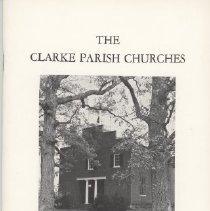 Image of 975.598 Clar - Clarke Parish Churches, 1819-1969