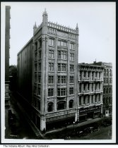 Image of Photo of the Whitehill Building and Banner Furniture, Indianapolis, Indiana, 1925