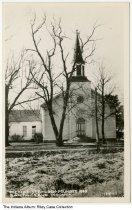 Image of Methodist Church, Santa Claus, Indiana, ca. 1945 -