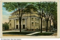 Image of Methodist Episcopal Church, Plymouth, Indiana, ca. 1920 -