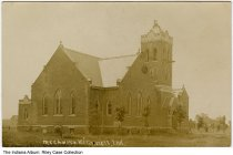 Image of Methodist Episcopal Church, Kimmell, Indiana, ca. 1910 -