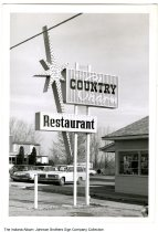 Image of Jennings Country Charm Restaurant, Indiana, ca. 1955