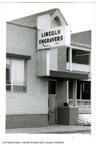 Lincoln Engravers, Inc., Indiana, circa 1955
