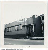 Lincoln Engravers, Inc., Fort Wayne, Indiana, 1964