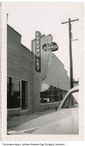 Image of Gus Dorais Chevrolet, Wabash, Indiana, ca. 1955 - .