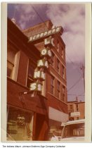 Image of Seaboard Loan Company, Fort Wayne, Indiana, ca. 1960 -  A Christian Science Reading Room is seen at the end of the block.
