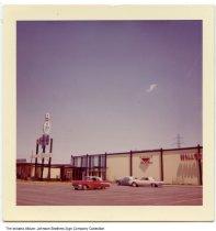Image of Hillor Bowling Lanes, Indiana, ca. 1965
