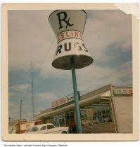 Image of Kesling Drugs, Logansport, Indiana, ca. 1960