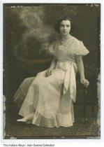 Image of Portrait of Helen (Nelis) Goebes, Indianapolis, Indiana, ca. 1930