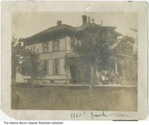 Image of House at 1100 East Jackson Street, Elkhart, Indiana, ca. 1900