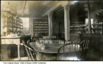 Image of Chemistry laboratory at Purdue University, West Lafayette, Indiana, ca. 1910