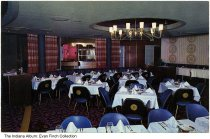 Image of Postcard of the Embers Dining Room, Indianapolis, Indiana, ca. 1960
