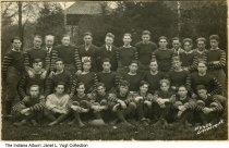 Image of Manual High School football players, Indianapolis, Indiana, ca. 1925