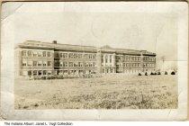 Image of Manual High School, Indianapolis, Indiana, ca. 1935