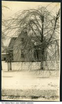 Image of House at the William Jewett Farm, Bringhurst, Indiana, ca. 1920