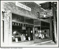 Image of Frank E. Irish Plumbing and Hart Oil Heat, Indianapolis, Indiana, ca. 1935