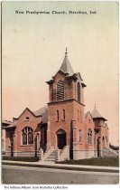 Image of Presbyterian Church, Pierceton, Indiana, ca. 1913