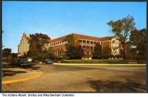 Image of Purdue University Fieldhouse and Gymnasium, Lafayette, Indiana, ca. 1960