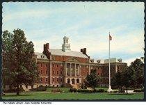 Image of U.S. Vetrans Administation Hospital, Indianapolis, Indiana, ca. 1965