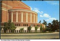 Image of Purdue University Band Shell, Lafayette, Indiana, ca. 1965