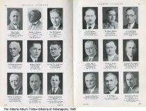 """Image of Page 188-189 of """"Fellow Citizens of Indianapolis"""", Indianapolis, Indiana, 1926 - Page 188-189 of """"Fellow Citizens of Indianapolis"""" includes images of William Pasho, Edwin L. Patrick, Fae W. Patrick, Norman E. Patrick, Hughes Patten, Gwynn F. Patterson, James F. Patterson, Robert G. Patterson, Coleman B. Pattison, G. P. Pattn, W. Blain Patton, A. F. H. Payne, Charles Payne, Floyd E. Payne, Francis W. Payne, Gavin L. Payne, G. W. Payne, Herbert A. Payne."""
