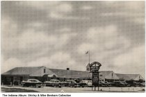 Image of New Cedar Crest Hotel and Restaurant, West Lafayette, Indiana, ca. 1952 - Postmarked April 21, 1952.
