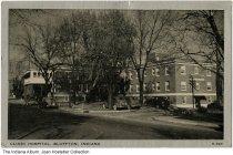 Image of Clinic Hospital, Bluffton, Indiana, ca. 1945