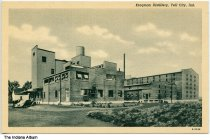Image of Krogman Distillery, Tell City, Indiana, ca. 1940 -
