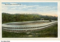 Image of Bicycle Track, West Baden Springs, Indiana, ca. 1910