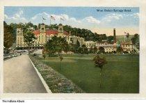 Image of West Baden Springs Hotel, West Baden Springs, Indiana, ca. 1910