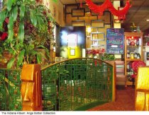 Image of Interior of the Lotus Garden Restarant, Greenwood, Indiana, ca. 2013