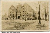 Image of High School, Argos, Indiana, ca. 1910