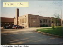 Image of High School, Arcola, Indiana, ca. 2000