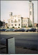 Image of Decatur County Courthouse, Greensburg, Indiana, 1987
